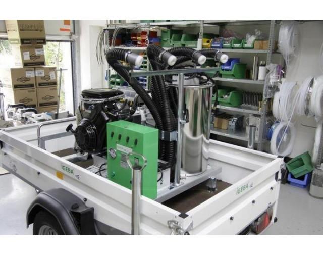 igeba aparatura ulv generator u 40 hd m - 4