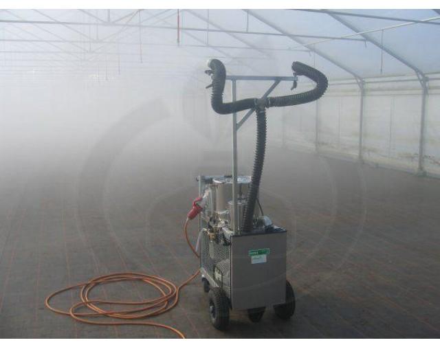 igeba aparatura ulv generator u 15e - 5