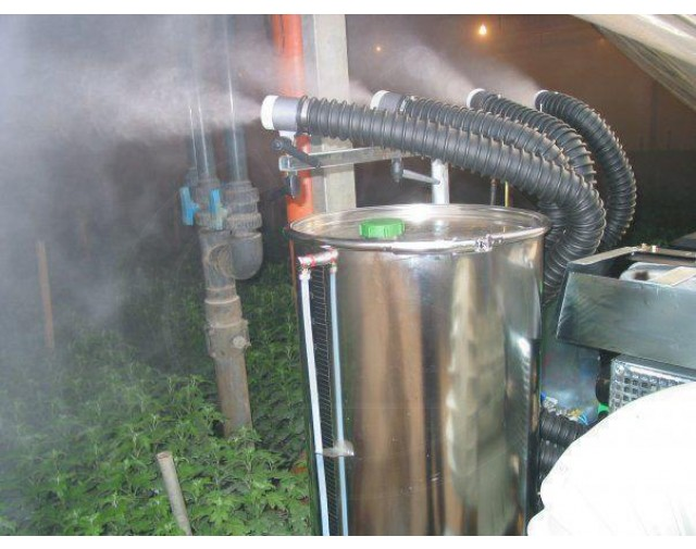igeba aparatura ulv generator u 40 hd m - 7