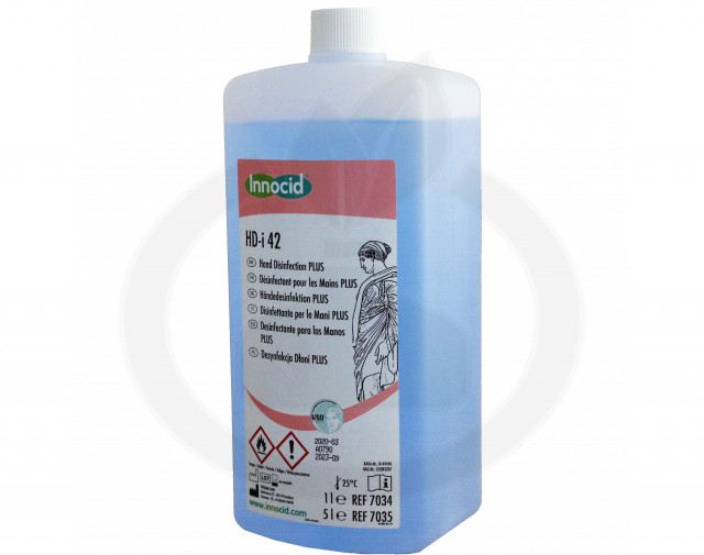 prisman dezinfectant innocid hd i 42 1 litru - 4