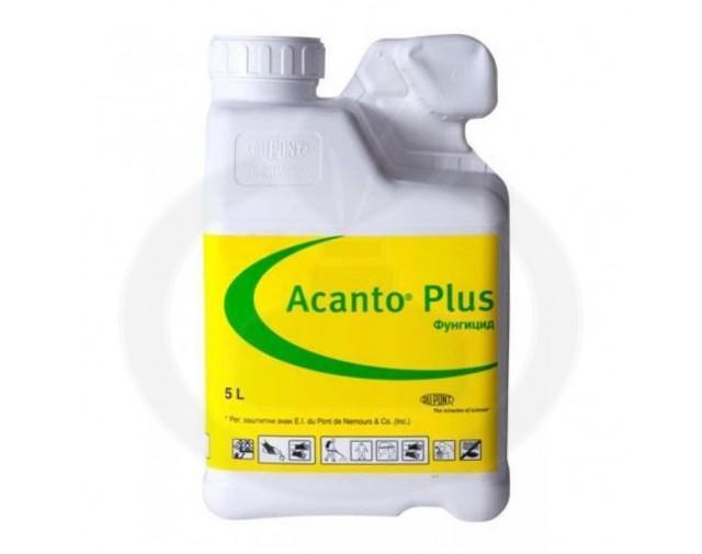 dupont fungicid acanto plus 5 litri - 2