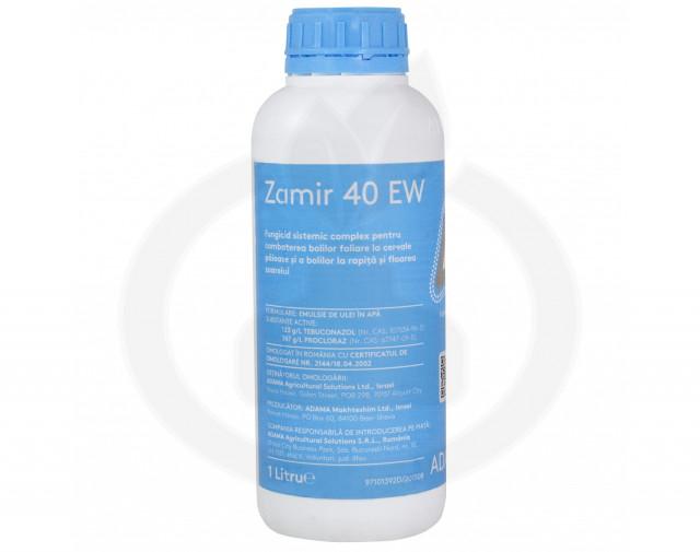 adama fungicid zamir 40 ew 1 litru - 2