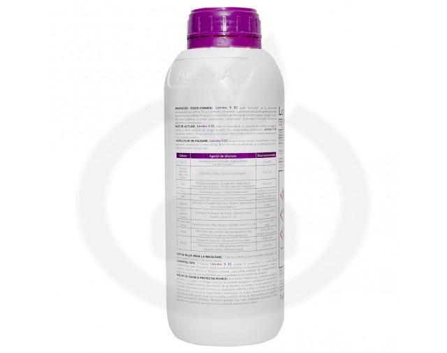 adama insecticid agro lamdex 5 ec 1 litru - 3