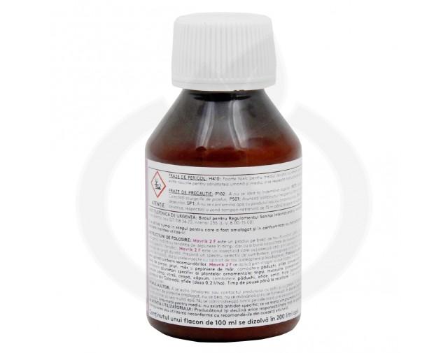 adama insecticid agro mavrik 2 f 100 ml - 2