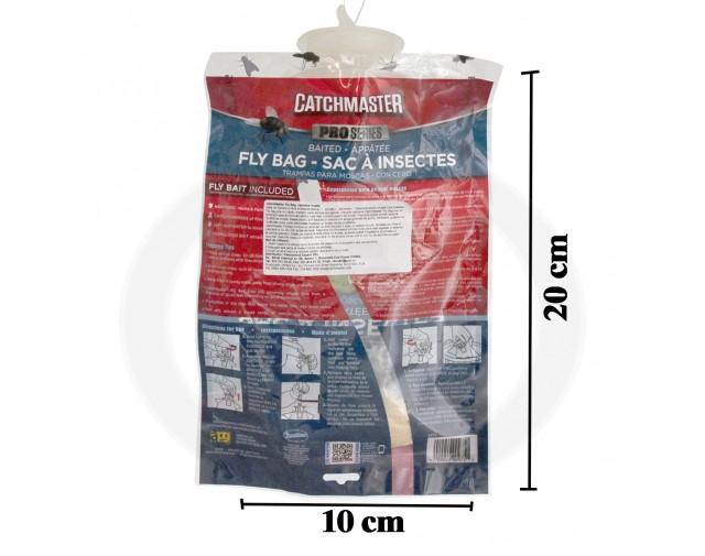 catchmaster capcana fly bag muste - 4