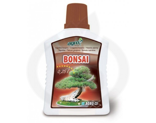 agro cs ingrasamant lichid bonsai 250 ml - 2
