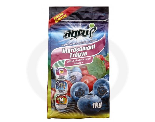 agro cs ingrasamant organo mineral afine 1 kg - 3