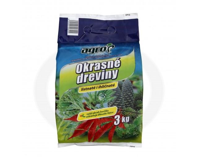 agro cs ingrasamant arbusti ornamentali 3 kg - 1