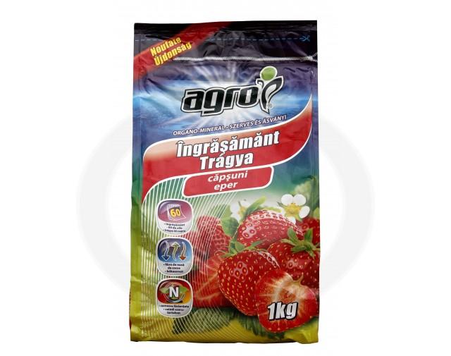 agro cs ingrasamant organo mineral capsuni 1 kg - 3