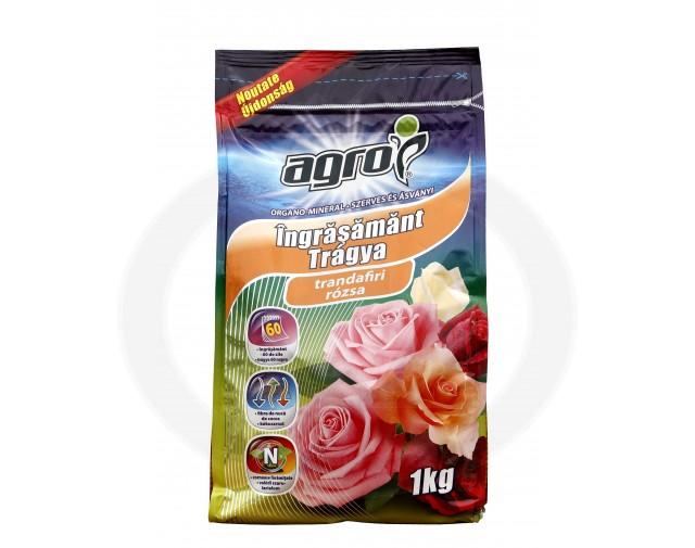 agro cs ingrasamant organo mineral trandafiri 1 kg - 4