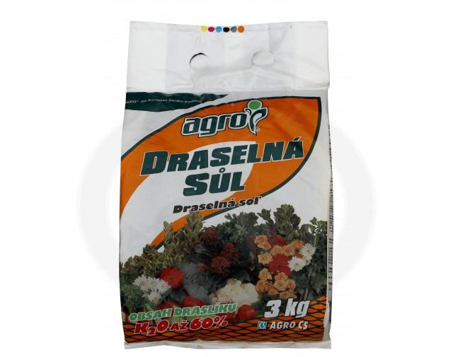 agro cs ingrasamant sare potasiu 3 kg - 2