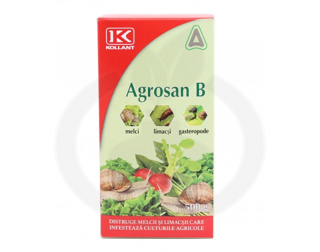 kollant moluscocid agrosan b 500 g - 4