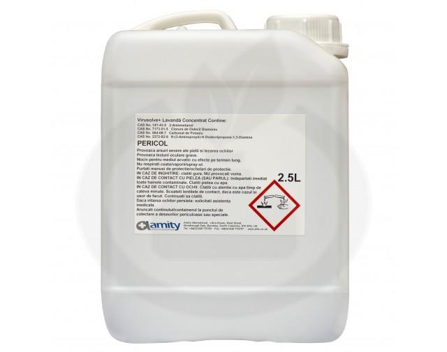 amity international dezinfectant virusolve+ 2.5 litri - 3