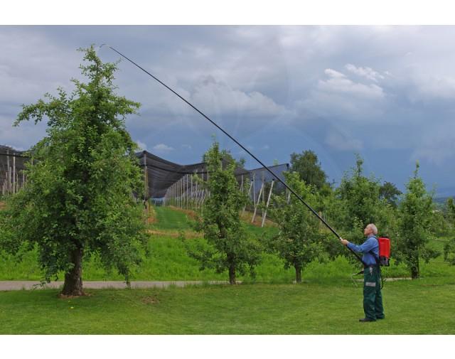 birchmeier accesoriu lance telescopica birchmeier xl 8s 7 metri - 4