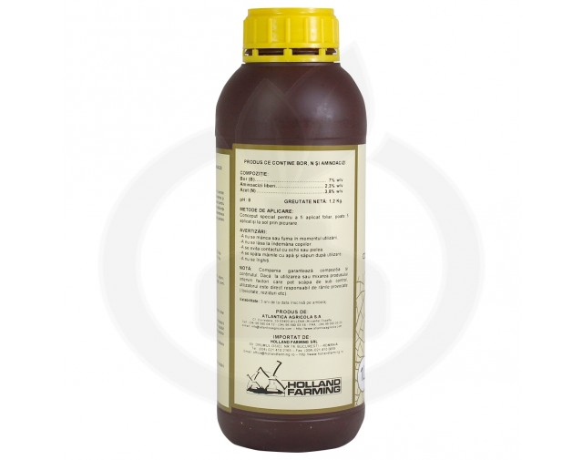 atlantica agricola ingrasamant microcat bor 1 litru - 4