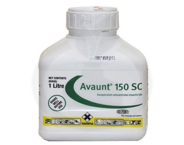 dupont insecticid agro avaunt 150 sc - 2