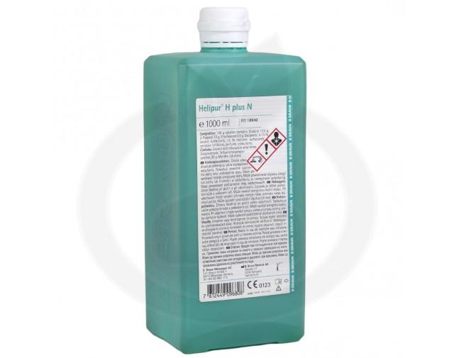 b.braun dezinfectant helipur h plus n 1 litru - 3