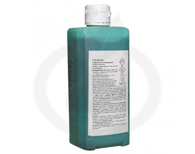 b.braun dezinfectant lifo scrub 1 litru - 3