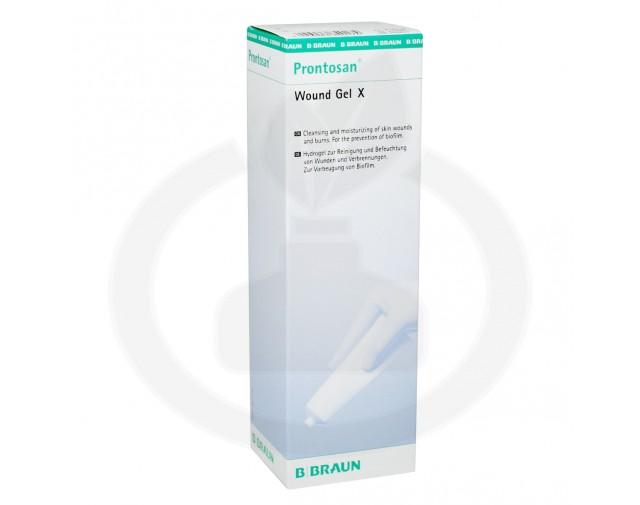 b.braun dezinfectant prontosan gel x 250 g - 5