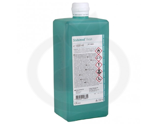 b.braun dezinfectant stabimed fresh 1 litru - 3