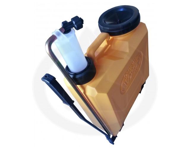 volpi aparatura pulverizator uni 12l pompant plastic - 3
