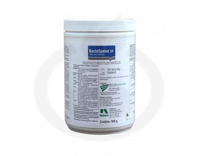 nufarm insecticid agro bactospeine df 500 g - 2