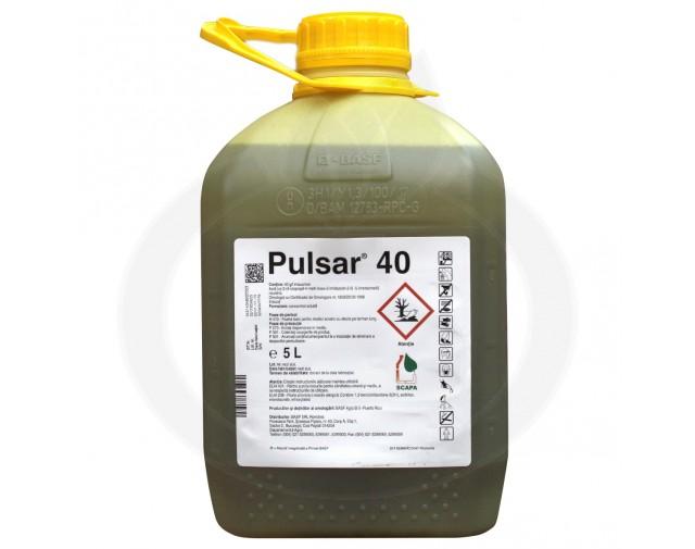 basf erbicid pulsar 40 5 litri - 2