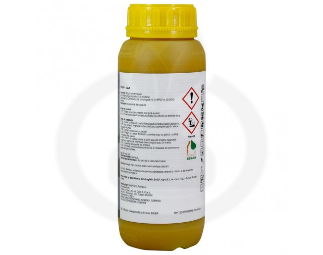basf erbicid stomp aqua 1 litru - 2
