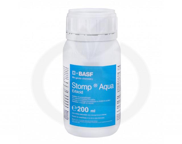 basf erbicid stomp aqua 200 ml - 2