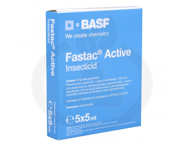 basf insecticid agro fastac active 5 ml - 2