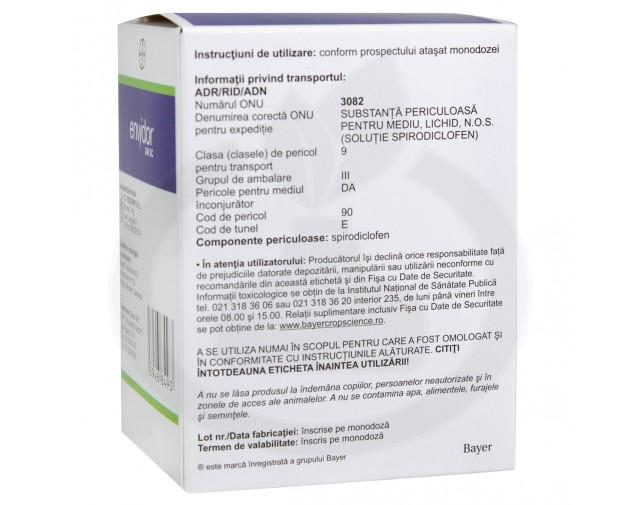 bayer acaricid envidor 240 sc 4 ml - 2