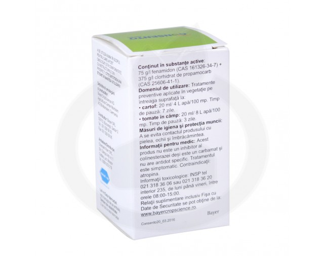 bayer fungicid consento 450 sc 20 ml - 4