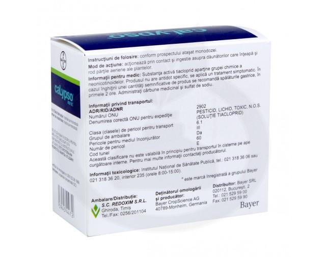 bayer insecticid agro calypso 480 sc 1.8 ml - 3