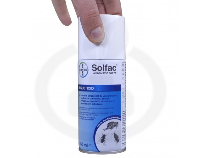 bayer insecticid solfac automatic forte 150 ml - 1