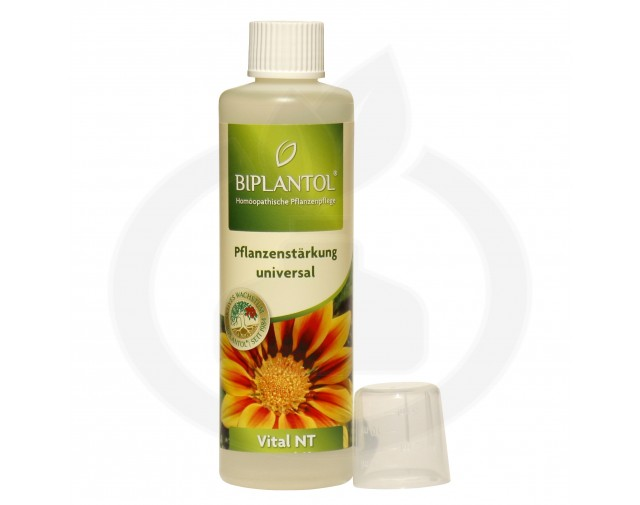 bioplant naturverfahren ingrasamant biplantol vital nt 250 ml - 2