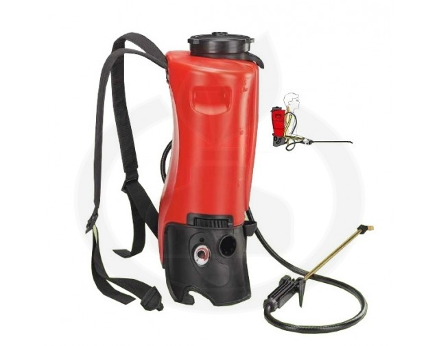 birchmeier aparatura pulverizator rea 15 az1 - 4