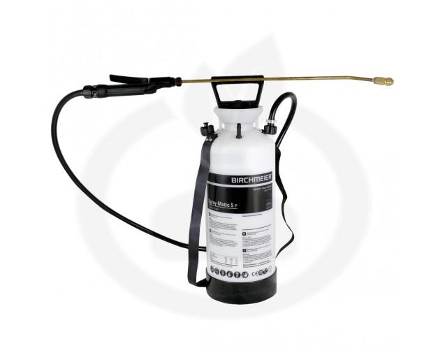 birchmeier aparatura pulverizator spray matic 5p 5 - 2