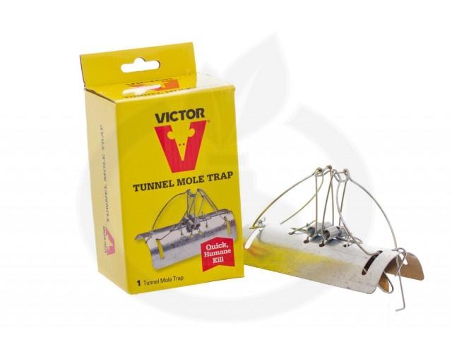 woodstream capcana victor tunnel mole trap cartite - 2
