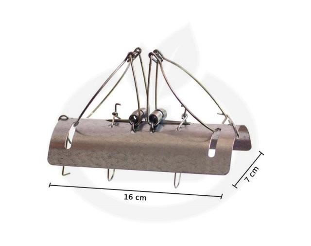 woodstream capcana victor tunnel mole trap cartite - 4