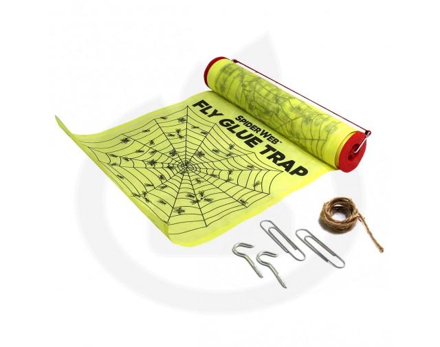 catchmaster capcana spiderweb adeziv muste - 5
