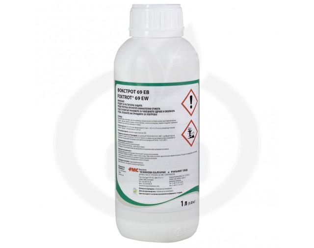 cheminova erbicid foxtrot 69 ew 1 litru - 3