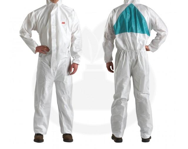3m protectie combinezon 4520 type 5/6 xxl - 4