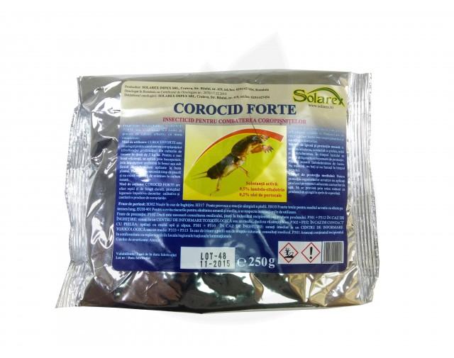 solarex moluscocid corocid forte 1 kg - 2