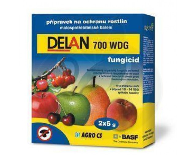 basf fungicid delan 700 wdg 1 kg - 2