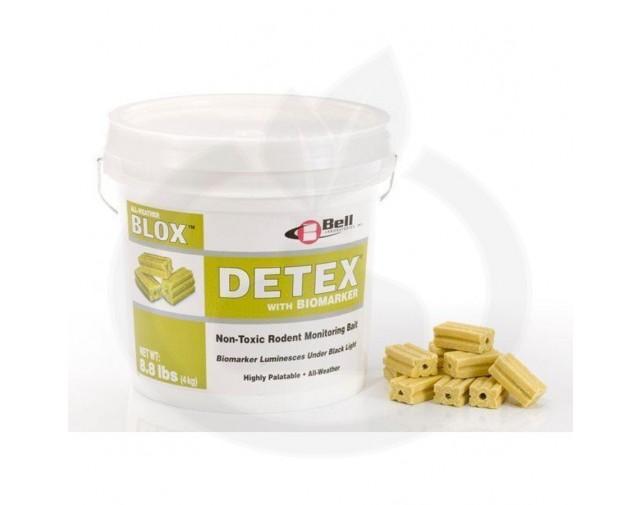 bell labs capcana detex blocks atractant rozatoare galeata 4 kg - 7