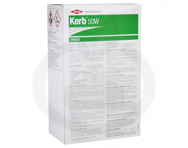 dow agro sciences erbicid kerb 50 w 1 kg - 2