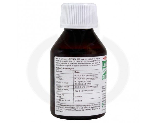 dow agro sciences erbicid lontrel 300 ec 100 ml - 2