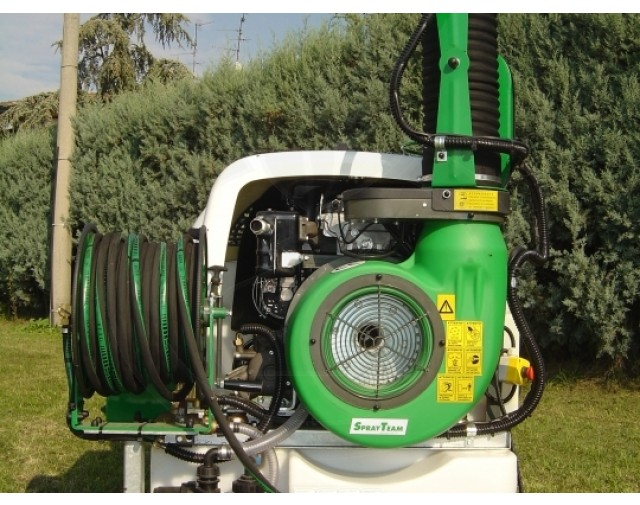 spray team aparatura ddd ulv generator scout 21s 300 - 2
