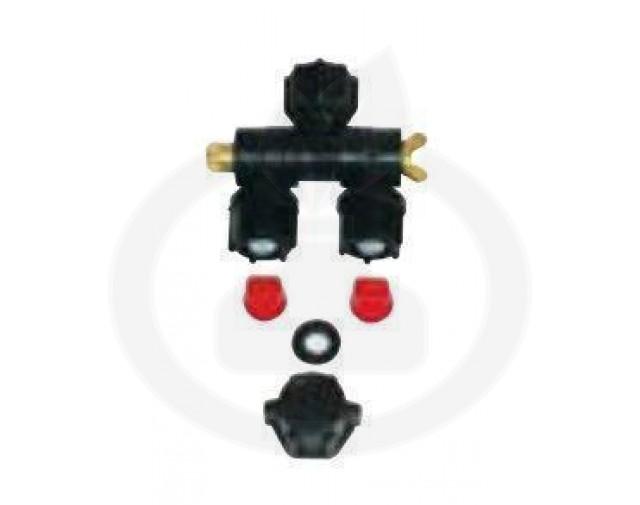 solo accesoriu duza dubla pulverizatoare - 2