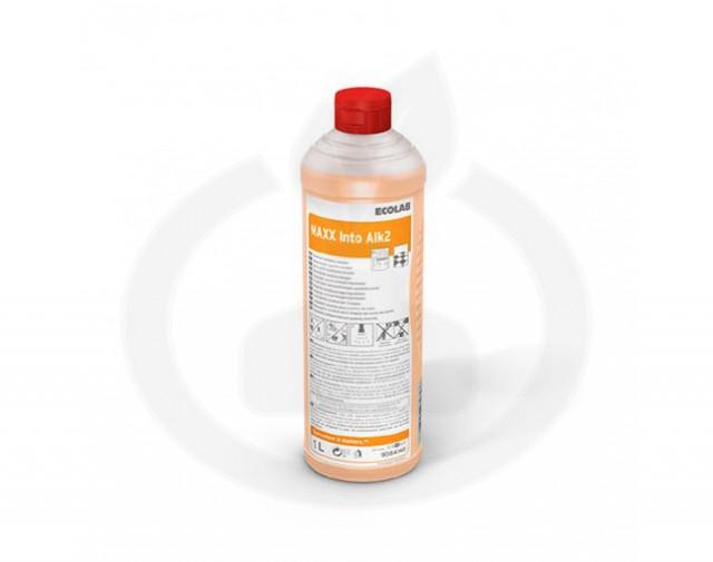 ecolab detergent maxx2 into alk 1 l - 1